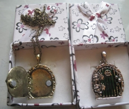 Fairy Door Pendants - Price €5