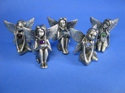Pewter Birthstone Fairies - Price €4.50