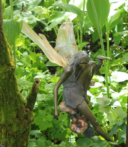 Terra nova fairy garden award winning fairy garden in co for Irish fairy garden