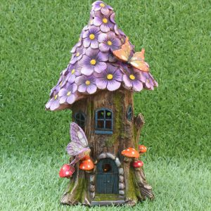 purple-daisy-fairy-house