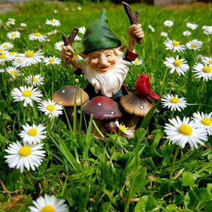 Gnomes, Dragons, Elves, Greenmen and Other Fairy Friends