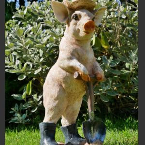 pig in boots