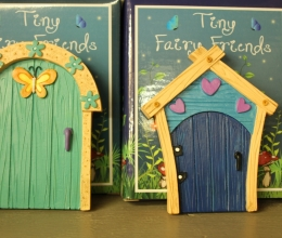 Tiny Fairy Friends Doors €7
