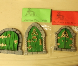 Green Celtic Doors €9.75