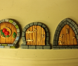 Assorted Fairy Doors