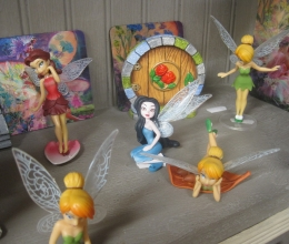 Disney Fairies - Price €3.50 each