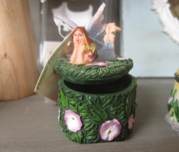 Fairy Trinket Box - Price €6.50
