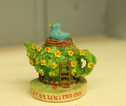 Tiddly Teapot House