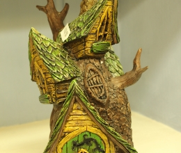 Fiddlehea Fairy Treehouse