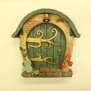 arched-green-pixie-door