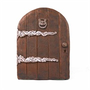 fairy door brown xtra large