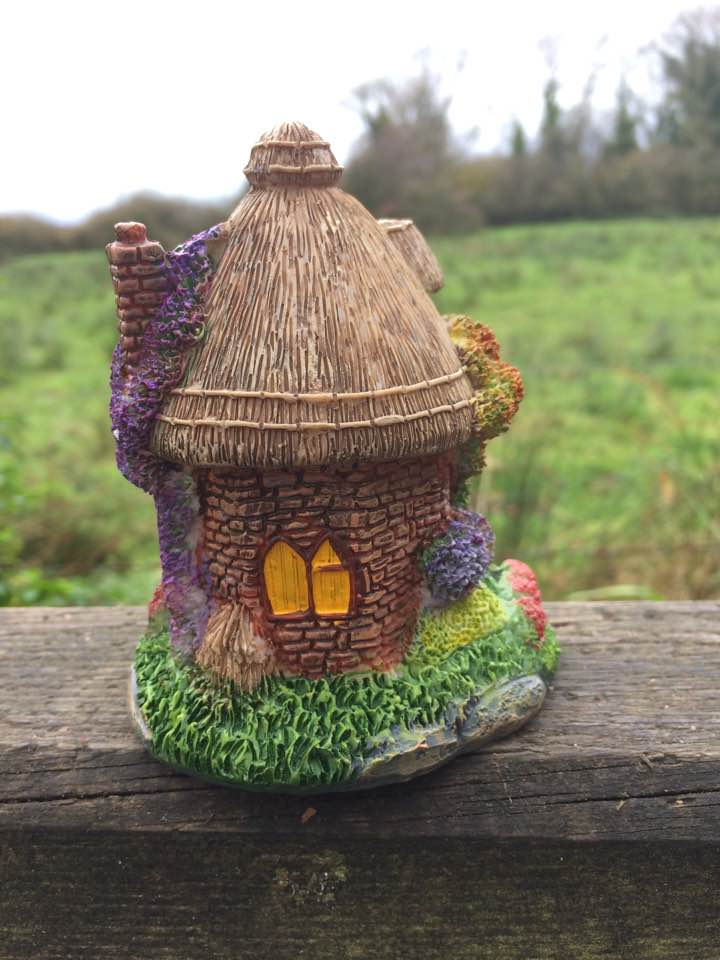 Magical Forest Enchanted Fairy Cottage