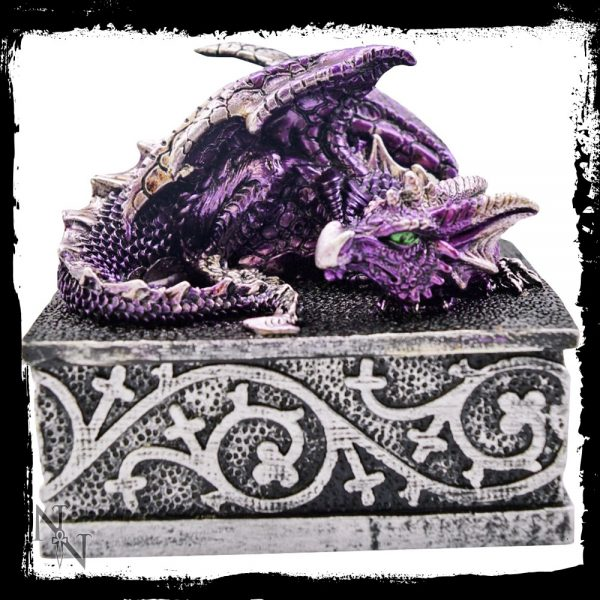 dragon box purple
