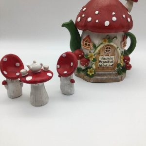 toadstool house set