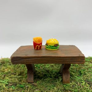 mcdonalds table a