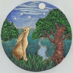 Moongazing Hare (Right)